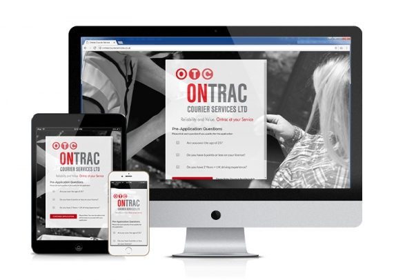 Ontrac Courier Service